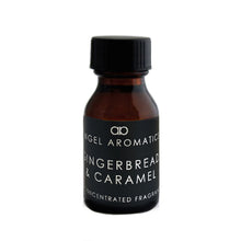 Gingerbread and Caramel 15ml Oil-Oil Diffuser-Angel Aromatics