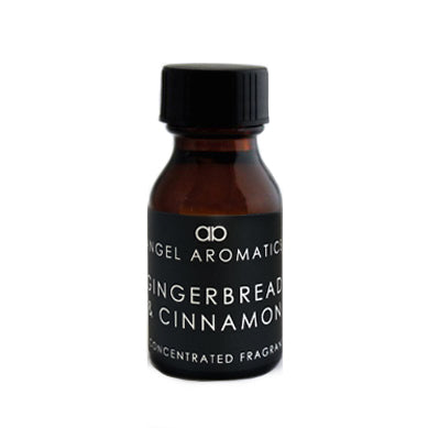 NEW Gingerbread and Cinnamon 15ml Oil-Oil Diffuser-Angel Aromatics