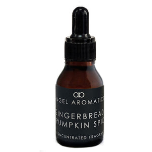 NEW Gingerbread and Pumpkin Spice 15ml Oil-Oil Diffuser-Angel Aromatics