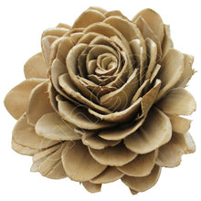 Balsa Wood Ivory Sahara Rose-Flowers-Angel Aromatics