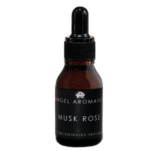 Musk Rose 15ml Oil-Oil Diffuser-Angel Aromatics