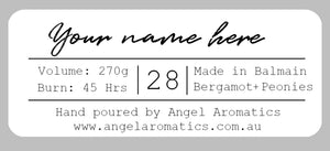 White Label-Angel Aromatics