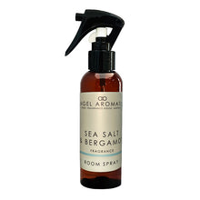Sea Salt & Bergamot Home Spray-Room spray-Angel Aromatics