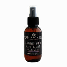 Sweet Pea and Violet Refresher Spray-Refresher-Angel Aromatics