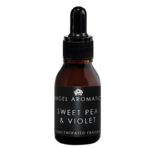 Sweet Pea and Violet 15ml Oil-Oil Diffuser-Angel Aromatics