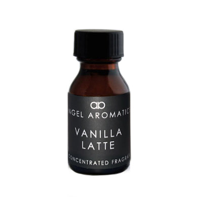 Vanilla Latte 15ml Oil-Oil Diffuser-Angel Aromatics
