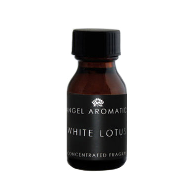 White Lotus 15ml Oil-Oil Diffuser-Angel Aromatics