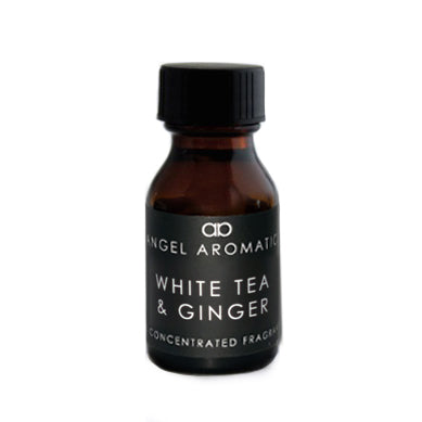 NEW White Tea and Ginger 15ml Diffuser Oil-Diffuser Oil-Angel Aromatics