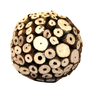 Balsa Wood Ivory Botswana Medium Ball