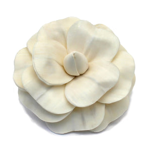 Balsa Wood Flowers Small Camellia - Click here for colours-Flowers-Angel Aromatics