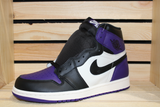 Air Jordan Retro 1 High OG Court Purple