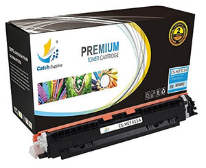 Catch Supplies Replacement HP 126A CE311A Standard Yield Toner Cartridge