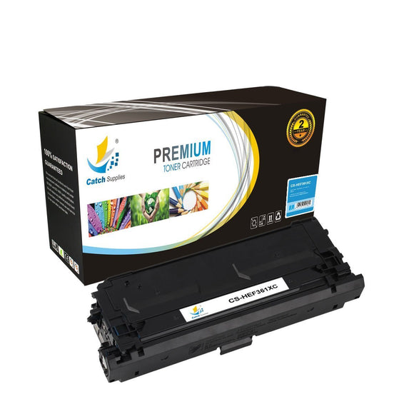 Catch Supplies Replacement HP CF361X High Yield Toner Cartridge