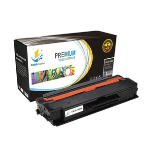 Catch Supplies Replacement B1260 Black Toner Cartridge