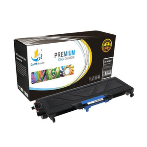 Catch Supplies Replacement Brother TN360  Jumbo Yield Toner Cartridge