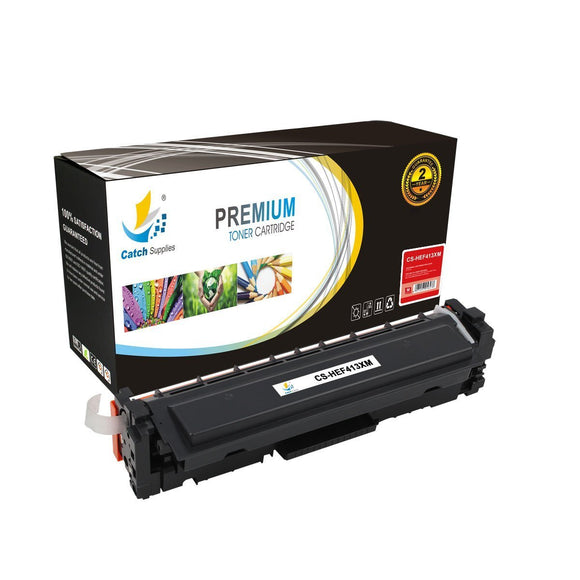 Catch Supplies Replacement HP CF413X High Yield Toner Cartridge