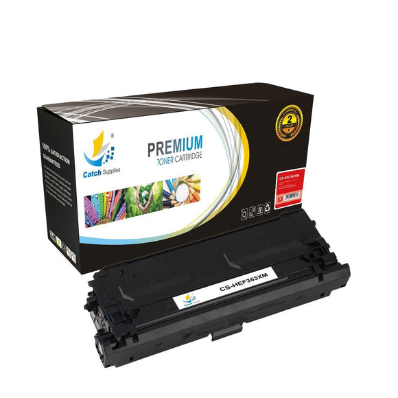 Catch Supplies Replacement HP CF363X High Yield Toner Cartridge