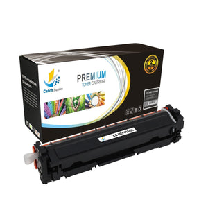 Catch Supplies Replacement HP CF410A Standard Yield Toner Cartridge