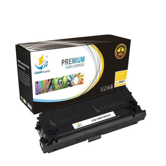 Catch Supplies Replacement HP CF362X High Yield Toner Cartridge