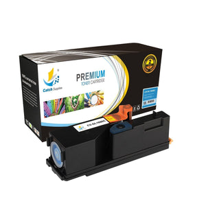 Catch Supplies Replacement C1660C Cyan Toner Cartridge
