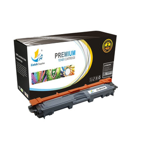Catch Supplies Replacement Brother TN-221BK Standard Yield Toner Cartridge