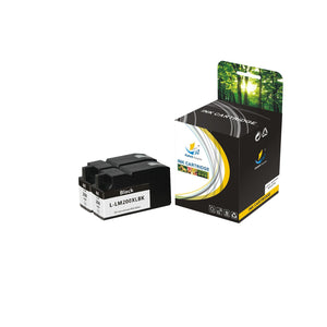 Catch Supplies Replacement Lexmark 200XL 14L0174 High Yield Ink Cartridge  - 2 Pack