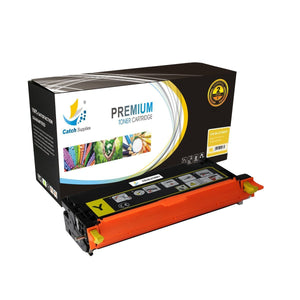 Catch Supplies Replacement 3130Y Yellow Toner Cartridge