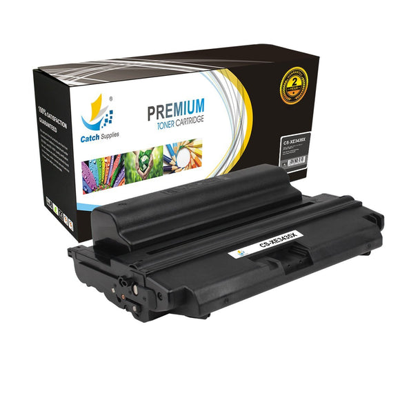 Catch Supplies Replacement Xerox 3435X 106R01415 High Yield Toner Cartridge