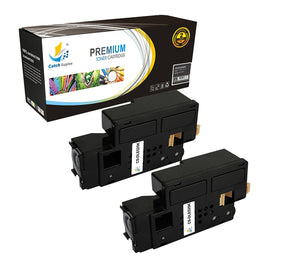 Catch Supplies Replacement Dell E527 High Yield Toner Cartridge - 2 Pack