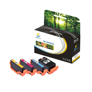 HP 902XL REPLACEMENT INK CARTRIDGE 4 PACK SET - CATCH SUPPLIES