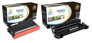 Catch Supplies Replacement Combo pack of 1 TN780 Toner Cartridge and 1 DR720 Drum Unit