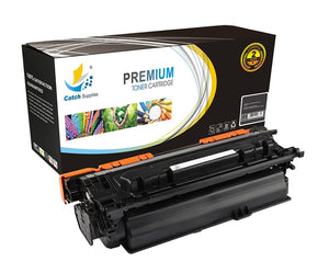 Catch Supplies Replacement CF320A – 652A Black Toner Cartridge