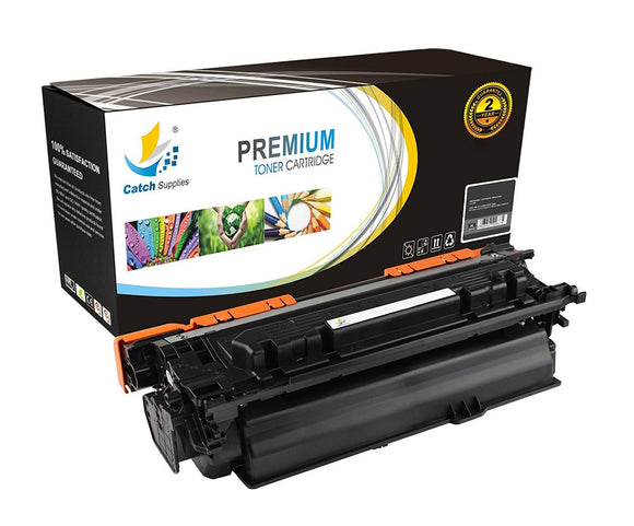 Catch Supplies Replacement HP CF320A Standard Yield Toner Cartridge