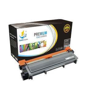 Catch Supplies Replacement Brother TN660  High Yield Toner Cartridge