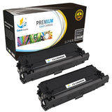 Catch Supplies Replacement Canon 0461C001 Standard Yield Toner Cartridge - 2 Pack
