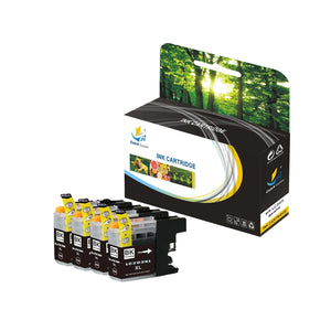 Catch Supplies Replacement Brother LC203 High Yield Ink Cartridge - 4 pack