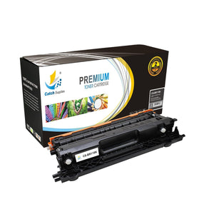 Catch Supplies Replacement Brother TN-115BK High Yield Toner Cartridge