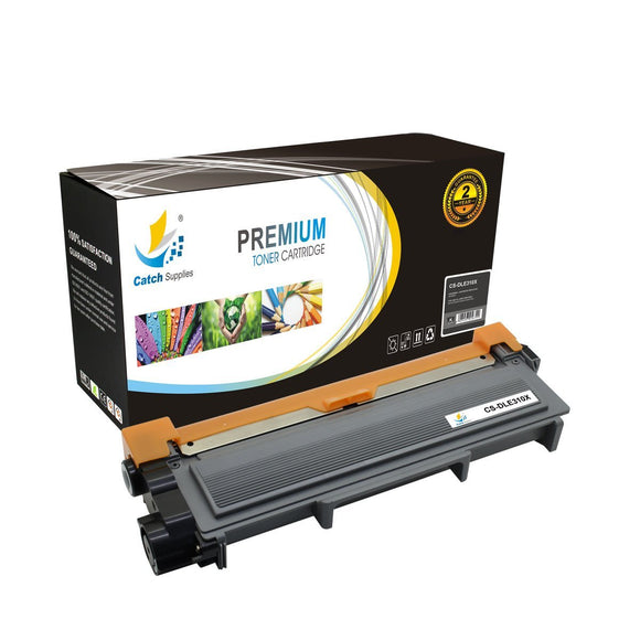 Catch Supplies Replacement Dell E310X-593-BBKD Standard Yield Toner Cartridge