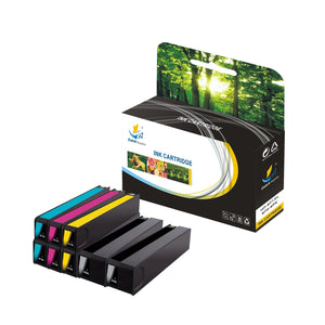 Catch Supplies Replacement HP 970XL, 971XL CN625AM, CN626AM, CN627AM, CN628AM High Yield Ink Cartridge - 8 Pack