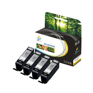 Catch Supplies Replacement Canon PGI-270XL High Yield Ink Cartridge - 4 Pack