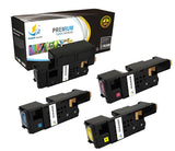 Catch Supplies Replacement Dell E525 High Yield Toner Cartridge - 4 Pack