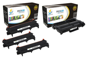 Catch Supplies Replacement Combo pack of 3 TN450 Toner Cartridges and 1 DR420 Drum Unit