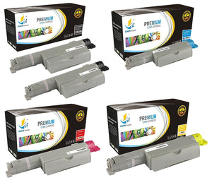 Catch Supplies High Yield Replacement 6360 Toner Cartridge 5 Pack Set