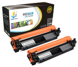 Catch Supplies Replacement HP HP-30X Standard Yield Toner Cartridge - 2 Pack
