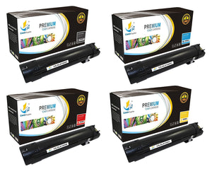 Catch Supplies Replacement 5130 Toner Cartridge 4 Pack Set