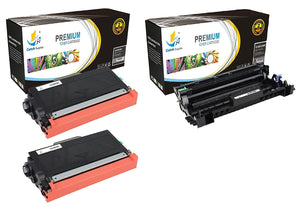 Catch Supplies Replacement Combo pack of 2 TN780 Toner Cartridges and 1 DR720 Drum Unit