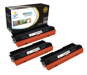 Catch Supplies Replacement Samsung MLT-D118L High Yield Black Toner Cartridge Laser Printer Toner Cartridges - Three Pack