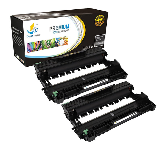 Catch Supplies Replacement Dell E310DR-593-BBKE Standard Yield Toner Cartridge