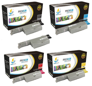 Catch Supplies High Yield Replacement 5110 Toner Cartridge 5 Pack Set