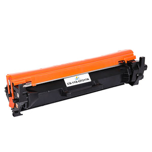 Catch Supplies Replacement HP 17A CF217A Standard Yield Toner Cartridge - 1Pack